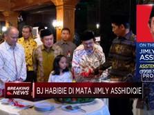 Jimly Asshiddiqie : Habibie Pembuka Keran Demokrasi Indonesia