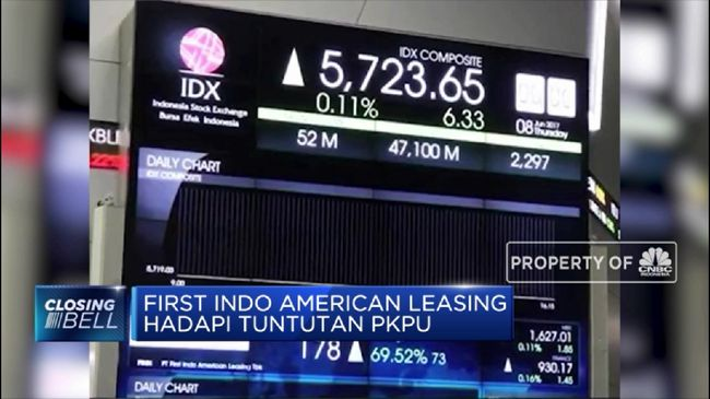 FINN First Indo American Leasing Gagal Bayar Utang