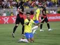 Brasil Kalah, Argentina Menang Telak