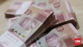 Kurs Rupiah Kembali Merosot ke Rp13.644 per Dolar AS