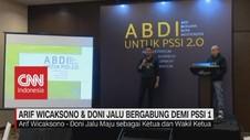 VIDEO: Arif Wicaksono & Doni Jalu Bergabung Demi PSSI 1