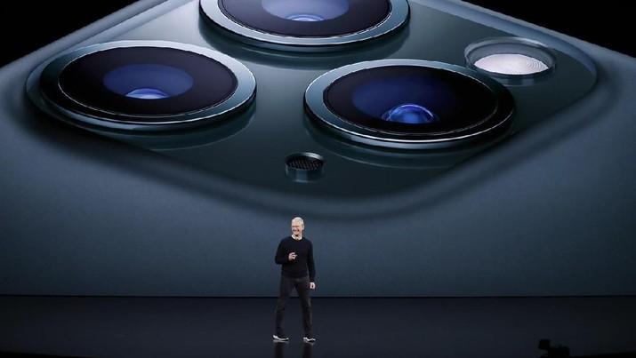Pada acara tahunan tersebut, Apple memperkenalkan tiga iPhone anyar, yakni iPhone 11, iPhone 11 Pro dan iPhone 11 Pro Max.