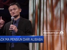 Jack Ma Pamit Pensiun dari Alibaba