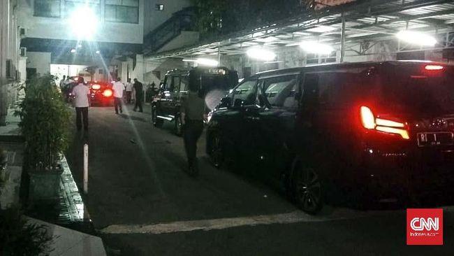 Habibie Wafat, Jokowi dan Iriana Datang ke RSPAD
