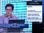 Iphone Luncurkan Seri Terbaru, Saham Emiten Peritel Menguat