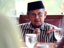 BJ Habibie Meninggal Dunia di Usia 83 Tahun