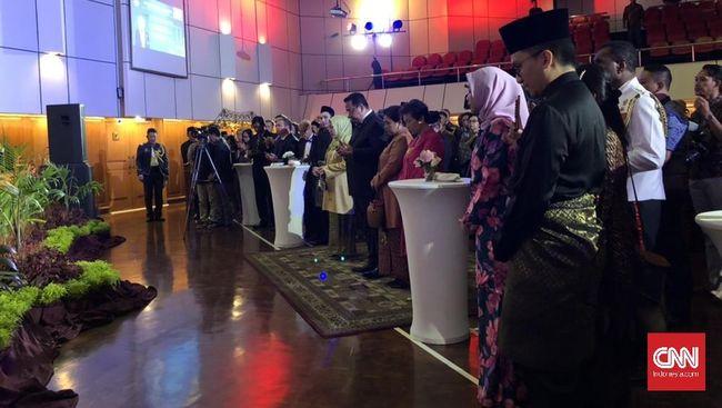 Kedubes Malaysia Berdoa untuk Habibie di Perayaan Kemerdekaan