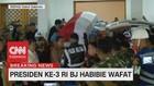 VIDEO: Dari RSPAD, Jenazah BJ Habibie di Bawa ke Rumah Duka