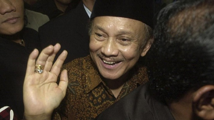 Indonesisa betul-betul kehilangan seorang figur nasional.