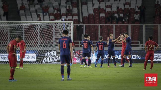 Jelang Lawan Indonesia, Thailand U-23 Kehilangan Dua Pilar