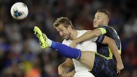 Pelatih Inggris Yakin Kane Bisa Lewati Rekor Gol Rooney