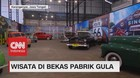 VIDEO: Wisata di Bekas Pabrik Gula