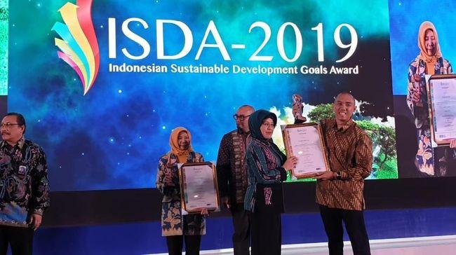 BUMI Bumi Resources Raih Piala Grand Gold di ISDA 2019