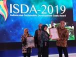 Bumi Resources Raih Piala Grand Gold di ISDA 2019