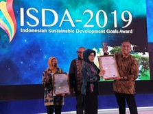 Bumi Resources Raih Piala Grand Gold di ISDA 2019