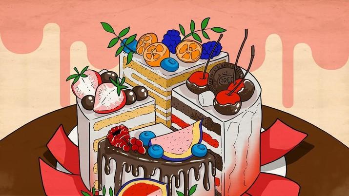 Kue Artis Jadi Sekadar Bisnis 'Latah'