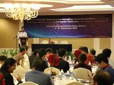 RI Genjot Kolaborasi Majukan Kawasan Rim Laut China Selatan