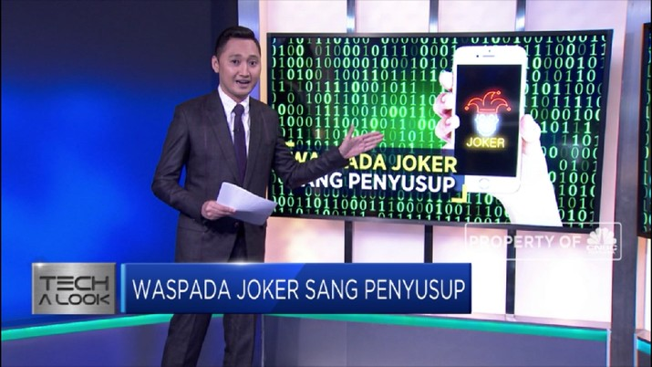 Waspada Joker! Virus Baru di Android (CNBC Indonesia TV)