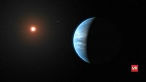 VIDEO: Temuan Planet Baru Menyerupai Bumi