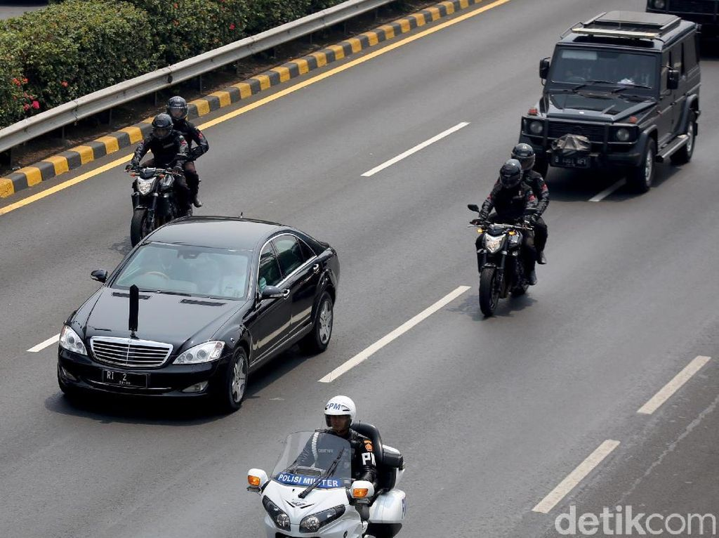 Jokowi-Ma'ruf Sudah Dilantik, Mobil Barunya Siap Akhir Tahun