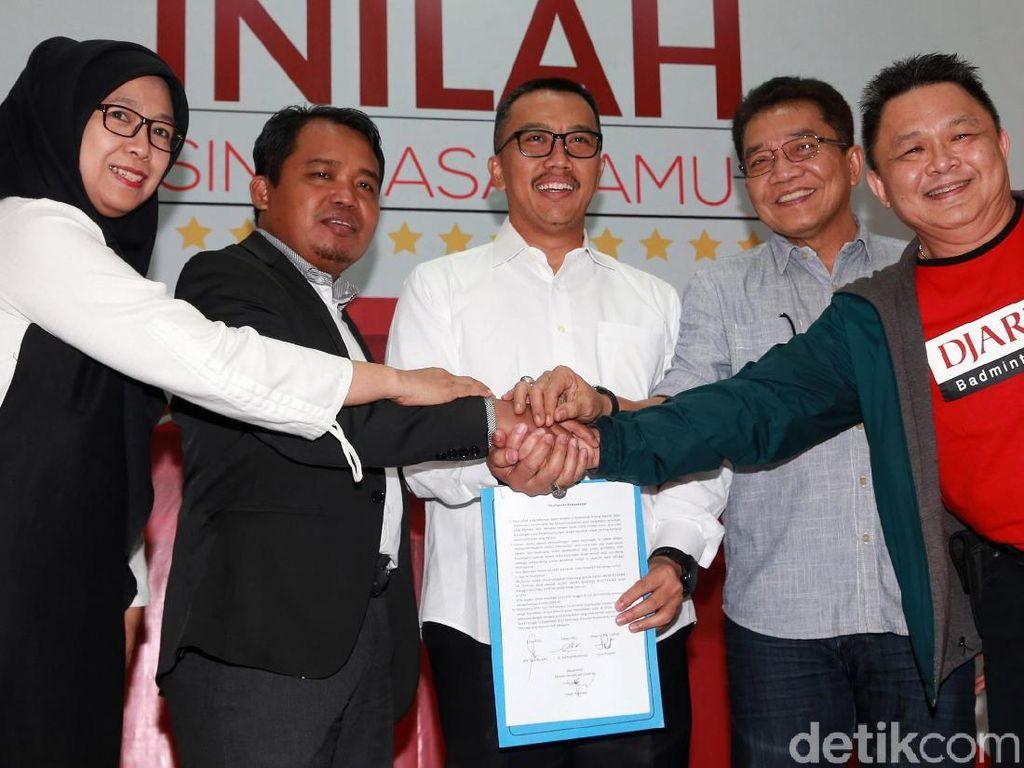 Nama Sepakat Diubah, Audisi Badminton PB Djarum Jalan Terus