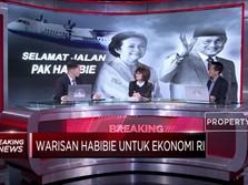 Ekonom : Reformasi Ekonomi Dimulai Oleh BJ Habibie