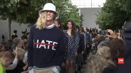VIDEO: Peringatan 9/11 Ala Michael Kors di NYFW 2019