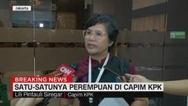 VIDEO: Satu-satunya Perempuan di Capim KPK