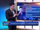 Warisan BJ Habibie untuk Ekonomi RI