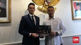 Luis Leeds Ingin Jadi Wakil Indonesia di F1 2021