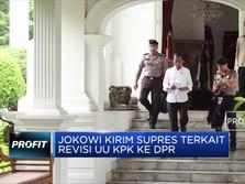 Duh, Jokowi Beri Sinyal untuk Lanjutkan RUU KPK