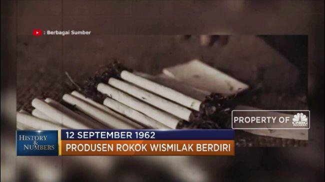 WIIM Perjalan Produsen Rokok Wismilak Berdiri