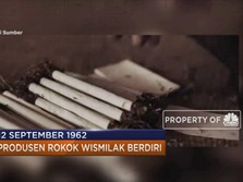 Perjalan Produsen Rokok Wismilak Berdiri