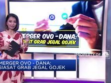 Merger Ovo - Dana, Siasat Grab Jegal Gojek