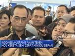 Akhirnya! MOU Kereta Semi Cepat Jakarta-Surabaya akan Diteken