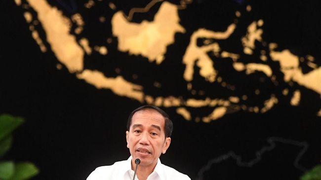 Jokowi soal Target Waktu Revisi UU KPK: Tanya ke DPR
