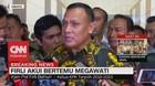 VIDEO: Firli Akui Bertemu Megawati