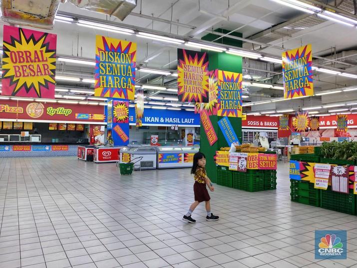Persepsi konsumen yang naik menjadi harapan perekonomian dalam negeri.