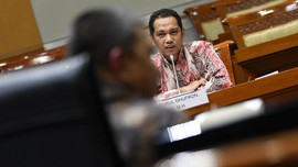 Nurul Ghufron Calon Rektor yang Jadi Pimpinan KPK