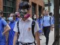 Hong Kong Berencana Penjarakan Pedemo yang Pakai Masker Wajah
