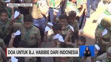 VIDEO: Doa untuk B.J. Habibie dari Indonesia