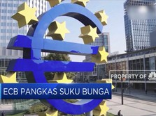 Setelah 3 Tahun, ECB Akhirnya Pangkas Suku Bunga
