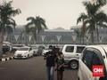 Jarak Pandang Terbatas dan Bau Asap di Pekanbaru