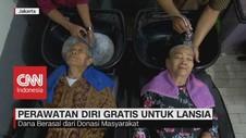VIDEO: Perawatan Diri Gratis Untuk Lansia