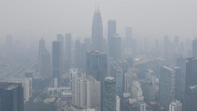 Malaysia Bahas Kabut Asap Indonesia di Forum Menteri ASEAN