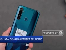 Ini Bocoran Spesifikasi dan Harga Real Me 5 Pro