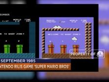 Perjalanan Nintendo Rilis Game 'Super Mario Bros'
