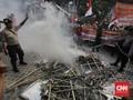 Demo KPK Ricuh, Polisi Belum Amankan Pelaku