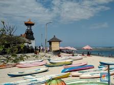 Berkat Pantai Pandawa, Desa Ini Cuan Rp 50 M per Tahun