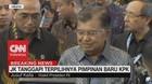 VIDEO: JK Tanggapi Terpilihnya Pimpinan Baru KPK